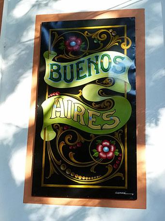 """""""Filetto"""", die Zierkunst in Buenos Aires"""