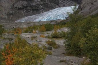 Jostedal-Gletscher