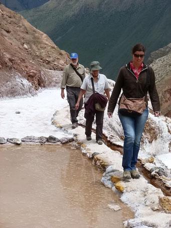 Inca Salina von Maras