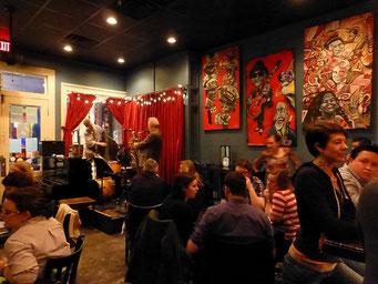 New Orleans - Blues-Session kultiviert