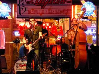 """Eskimo Cowboys"", Liveband in Nashville"