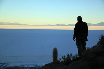 Isla de Pescadores - Morgenstimmung