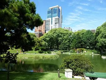 ... Parks (Japanischer Garten)...