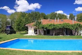 Vina Chillan - Gästehaus mit Pool