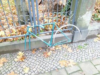 ... ob unsere Fahrräder nun auch so aussehen...?
