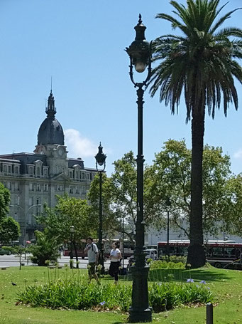 Buenos Aires ist grün...