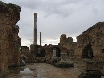 Antonius Bad, Cartago