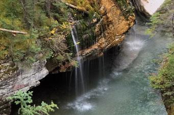 Maligne Canyon, Jasper N.P.
