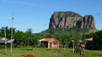 Eindrückliche Fahrt zum Cerro Cora N.P.