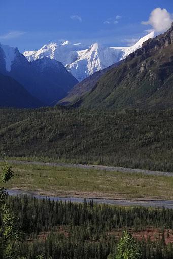 Glennallen Highway, Alaska