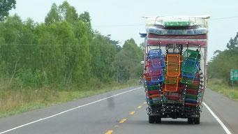 Gewagte Transporte