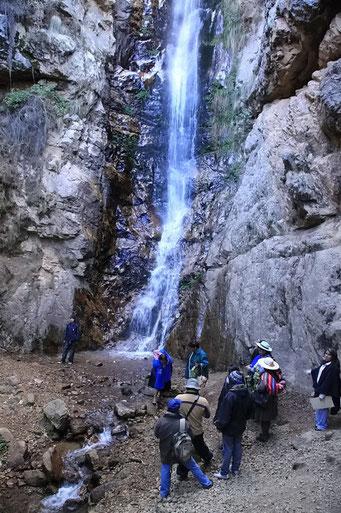 Incallatja - Wasserfall mitten in der Stadt