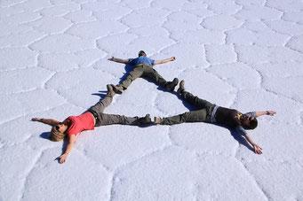 Salar de Uyuni - Photospielereien