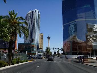 Tschüss Las Vegas