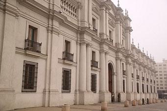 La Moneda - Präsidenten Palast