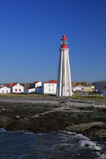 Pointe-au-Père, Gaspesie Halbinsel, Québec