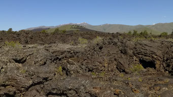 Lava-Landschaft, Crater of the Moon N.P.