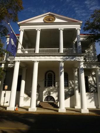 Antebellum Architektur, Charleston, SC, USA