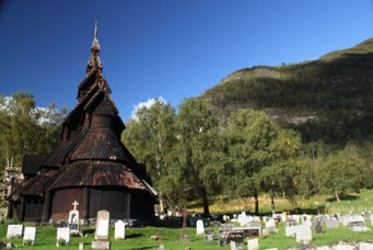 Stabkirche, Borgund