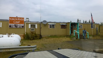 Yukon River Camp, Dalton Highway, Alaska
