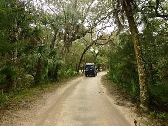 Tomoka State Park, FL, USA