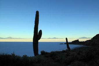 Isla de Pescadores, Morgenstimmung