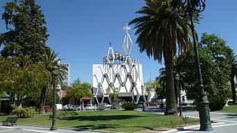 Jeder Stadt ihren Hauptplatz mit Kirche...