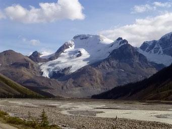 Sunwapta Pass, Jasper N.P.