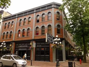 """Altstadt """"Gastown"""", Vancouver"""