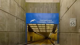 Chesapeake Tunnel-Bridge, VA, USA