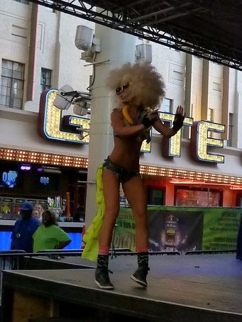 Strassen-Show in Fremont