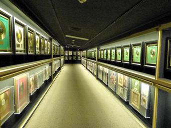 Unzählige Goldene Schallplatten, Granceland, Memphis