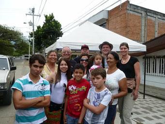 Tula - unsere kolumbianische Familie