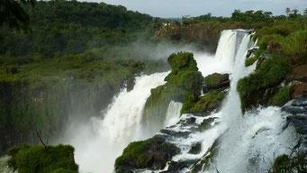 Iguazu Fälle