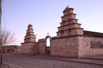 Kirche von San Cristobal