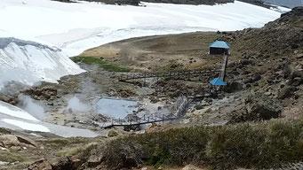 Copahue - Fango Quelle