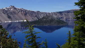 Crater Lake N.P., Oregon