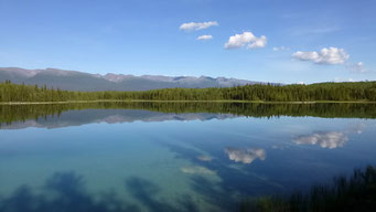 Boya Lake, Cassiar Highway, British Columbia