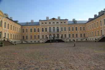 Rundalen Palast
