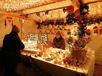 Weihnachtsmarkt in Wilisau