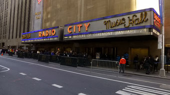 Radio City Hall, New York City