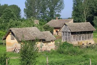 Bauernhof an der Donau
