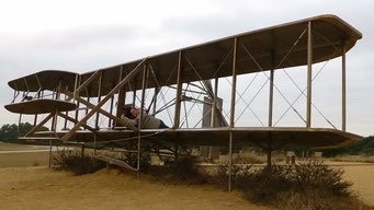 Wright Brothers National Memorial, NC, USA