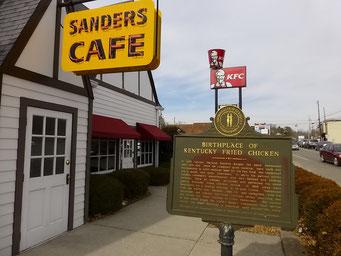 """Hier hat """"Kentucky Fried Chicken"""" ihren Ursprung"""