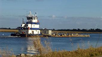 Mississippi Mündung