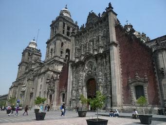 Kathedrale von Mexiko City