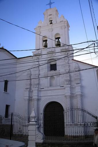 Sucre, die weisse Stadt...