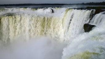 Iguazu Fälle, Boca del Diablo
