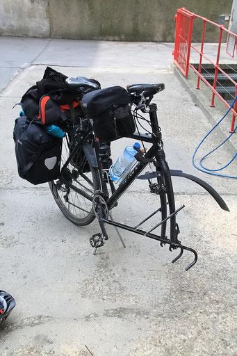 Rad ohne Rad