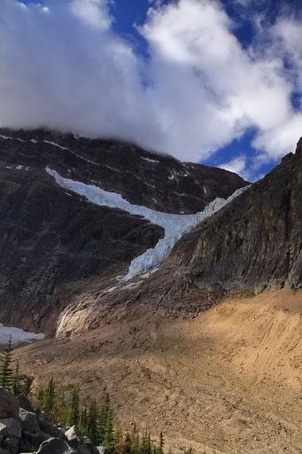 Angels Glacier, Jasper N.P.
